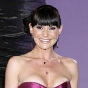 Lucy Pargeter says it's strange to kiss on set