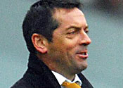 Hull manager Phil Brown is under pressure
