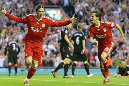 No surgery: Liverpool striker Fernando Torres