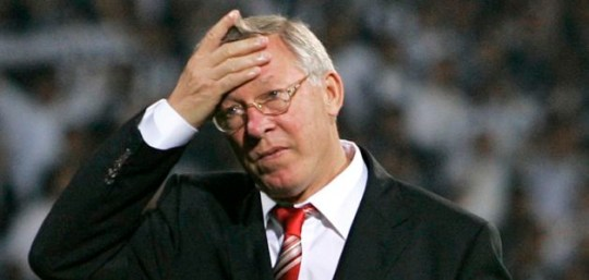 Sir Alex Ferguson will be banned for games against Everton and Portsmouth