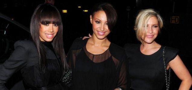 Sugababes Jade, Heidi, Amelle