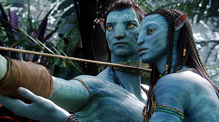 Avatar is James Cameron's first feature film since Titanic