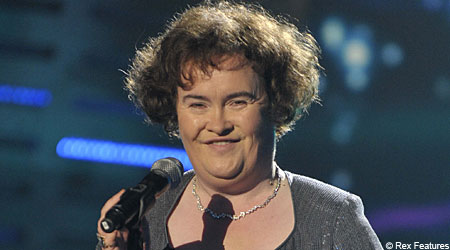 Susan Boyle was 'hit with the ugly stick' according to Sharon Osbourne
