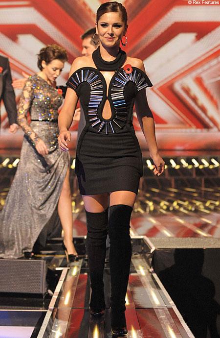 Cheryl hit by fashion crisis