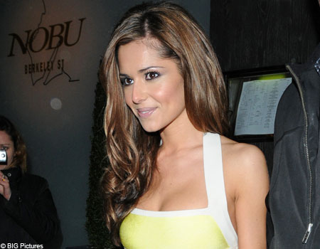 Rising star: Cheryl to get own TV show
