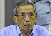 Former Khmer Rouge leader Kaing Guek Eav