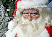 Santa: Postal Service's inability to find out who's naughty or nice may stop children getting replies