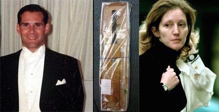 The Duchess of York's ex-dresser killed boyfriend Tom Cressman