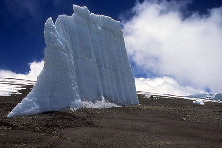 Mount Kilimanjaro could be without snow in 20 years