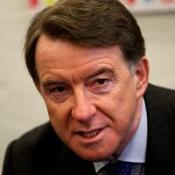 Lord Mandelson called for the EU to have a key role in the world