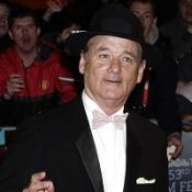 Bill Murray shared the best actor gong at the Turin Film Festival