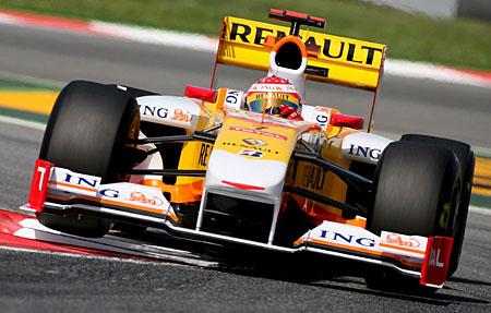 Renault F1 2009