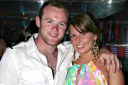 Wayne and Coleen's son Kai Wayne Rooney was born at Liverpool Women's Hospital