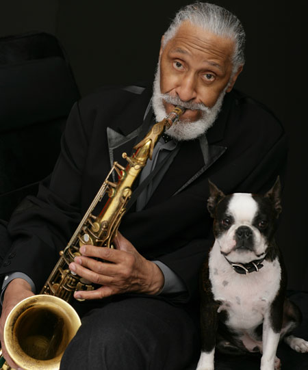 Sax legend Sonny Rollins is just one of many great jazz acts - both new and established - involved in the London Jazz Festival