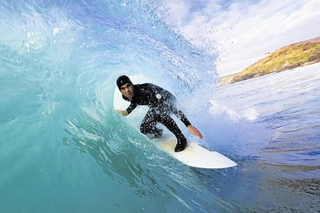 Creators of the Boscombe surf reef will be hopiong for waves like this
