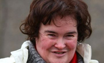 Susan Boyle to duet with Andrea Bocelli