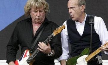 Status Quo feature on Honours List