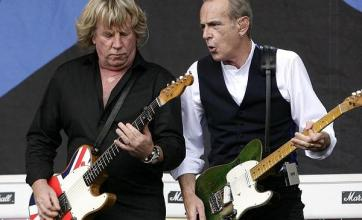 Quo honours 'the icing on the cake'