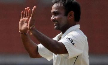 India wrap up Test victory