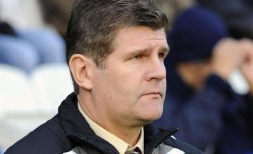 Laws named new Burnley boss