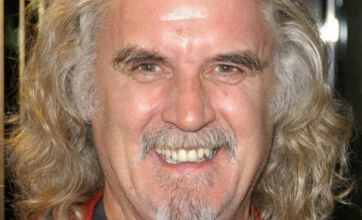 To do… Billy Connolly