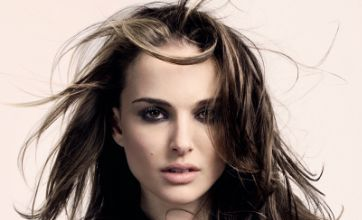 Stripped off Natalie Portman shows she is one Elle of a girl