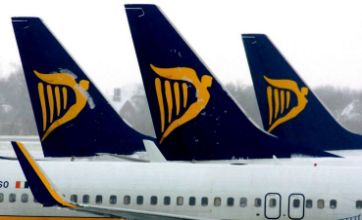Ryanair's card fee switch is 'childish'