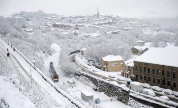 Deaths rise as snow falls