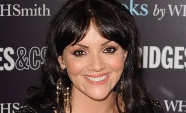 Martine McCutcheon: no reality TV for me