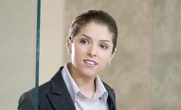 Anna Kendrick leaves her Twilight zone