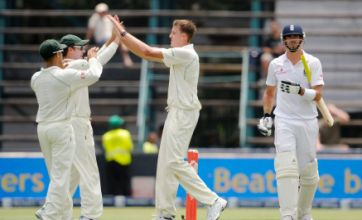 England in nightmare start to final Test