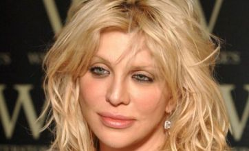 Courtney Love threatens to sue Cobains over Frances Bean