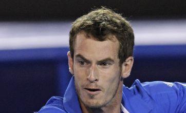 Murray races through in Aussie Open