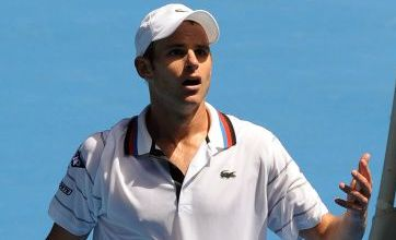 Roddick clashes with officials again