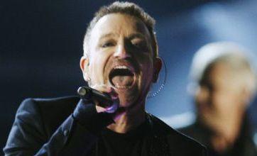 U2 and Jay-Z record Haiti charity song