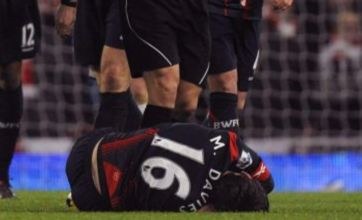 No FA action over Gallas horror tackle