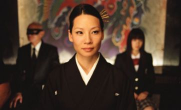 Lucy Liu to direct film about human trafficking