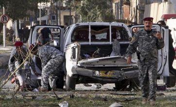 Car bombs leave 36 dead in Baghdad