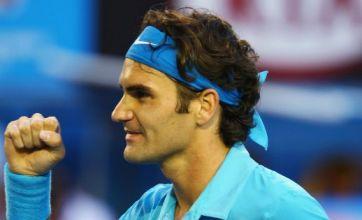 Federer rally stuns Davydenko