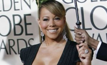 Mariah Carey pulls prank on hubby