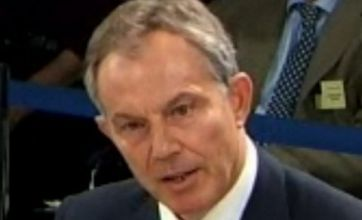 Blair tells Iraq inquiry: no secret deal with US