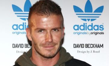 David Beckham set for comic book biography