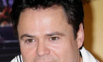 Donny Osmond dives into radio