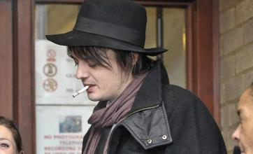 Pete Doherty escapes with fine