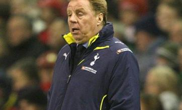 Redknapp hits back at critics