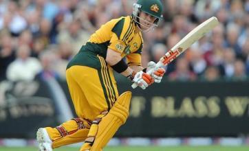 Warner blasts Australia to another win