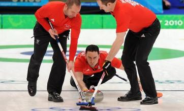 British curler Murdoch out of Olympics
