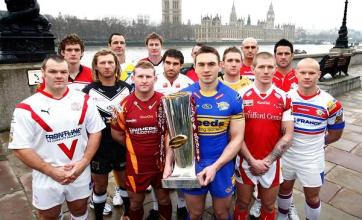Super League to stay at 14