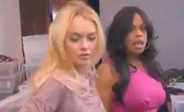 Lindsay Lohan reveals new addiction on TV