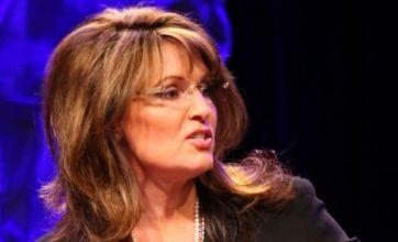 Sarah Palin's schoolgirl mistake
